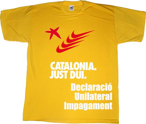 Catalunya, just DUI